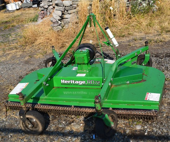 GROOMING MOWER FOR TRACTOR!