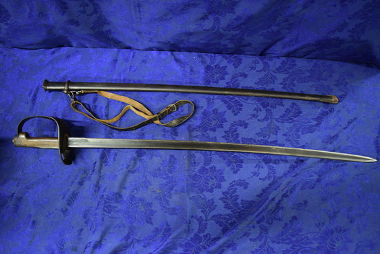POST WWI CAVALRY SABRE!
