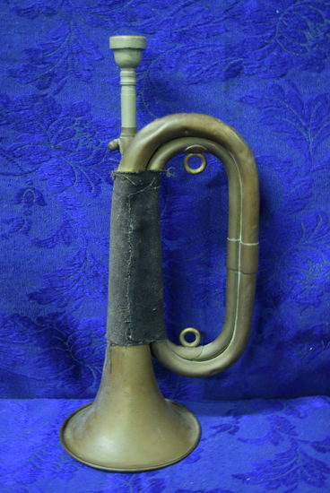 WWI TRENCH BUGLE!