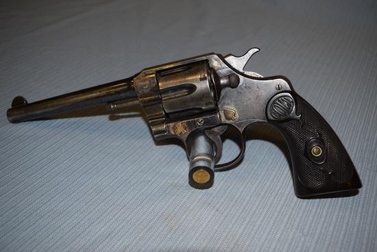 FIREARM/GUN! COLT ARMY SPECIAL GAMBLERS GUN! H1273