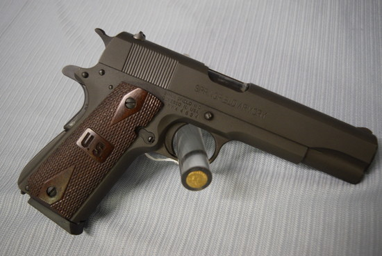 FIREARM/GUN! 1911 A1 MILL-SPEC! H1312