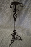 IRON CANDLE STAND!