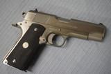 FIREARM/GUN! COLT MK IV! .38 SUPER! H1346
