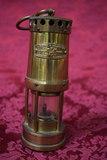 FANTASTIC BRASS CAMBRIAN LAMP!