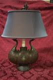 UNIQUE DOUBLE HEADED LAMP!