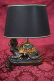 BOLD AND CAPTIVATING CAMEL LAMP!