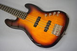 REMARKABLE FENDER SQUIRE JAZZ BASE!