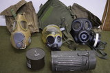US MILITARY GAS MASK!