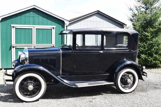 CAR/VEHICLE! 1929 FORD MODEL A!
