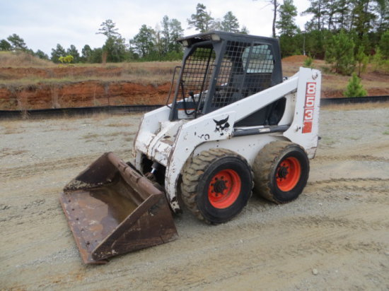 BOBCAT 853 SKID LOADER SN 510216895