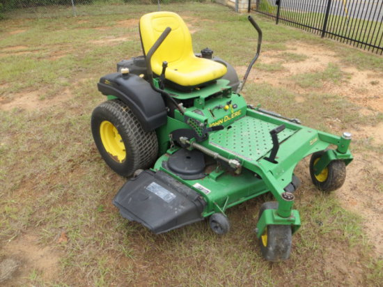 JOHN DEERE 717A O TURN MOWER SN 022167