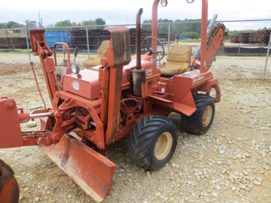 DITCH WITCH 2310D TRENCHER SN 3F1107