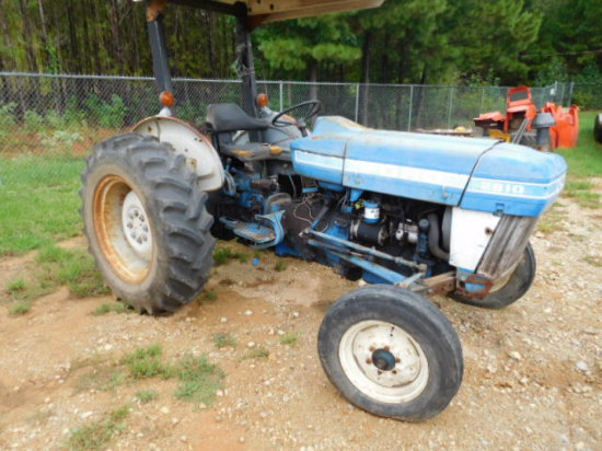 FORD 2810 TRACTOR SN C722506