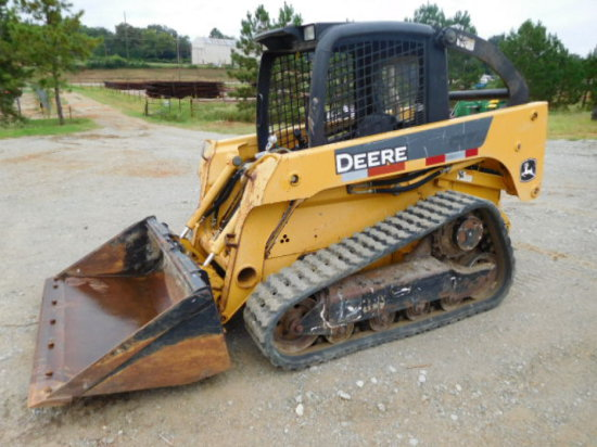 DEERE CT322 MULTI TERRAIN LOADER SN A120844