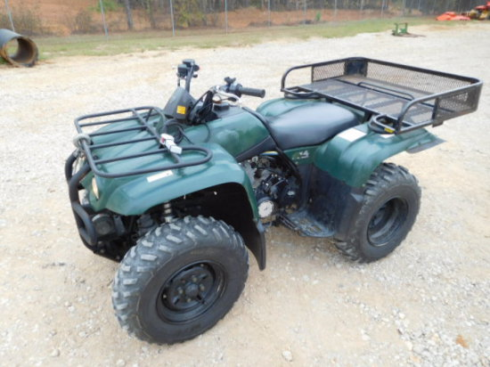 KAWASAKI 400 GRIZZLEY 4 WHEELER