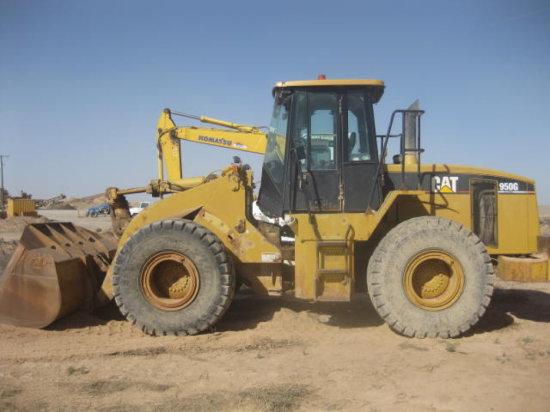 2005 CAT 950G RT LOADER SN BAA01012