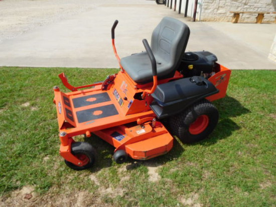 BAD BOY 4800MZ 0 TURN MOWER SN 102050