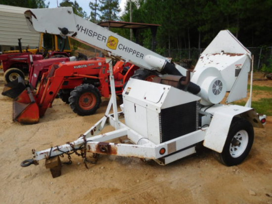WHISPER CHIPPER DMSD-16  SN 8502