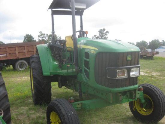 2009 JOHN DEERE 6230 TRACTOR SN A606139