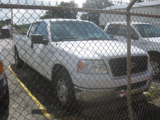 2005 FORD F150 XLT EXT-CAB  PICKUP