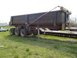 2007 CLEMENTS HL2626-3 DUMP TRAILER