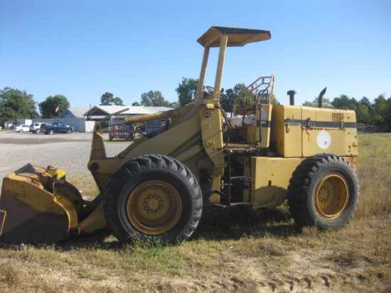 INTERNATIONAL 510 RT LOADER SN 506116