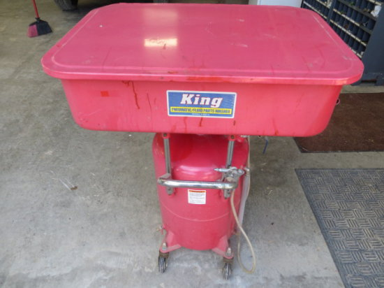KING PARTS WASHER (UNUSED)