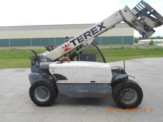 2005 TEREX/GENIE GTH5519 TELESCOPIC FORKLIFT SN  11537