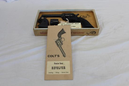 """Colt """"frontier Scout"""""""