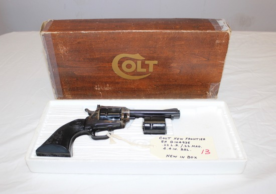 Colt New Frontier