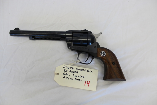 """Ruger """"single Six"""""""