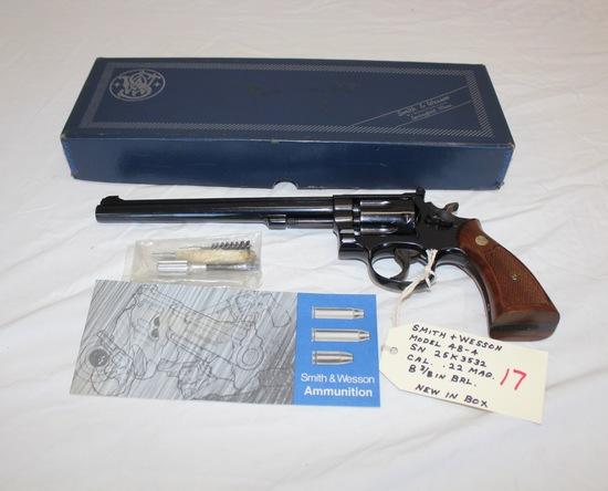 S. & W. Model 48-4