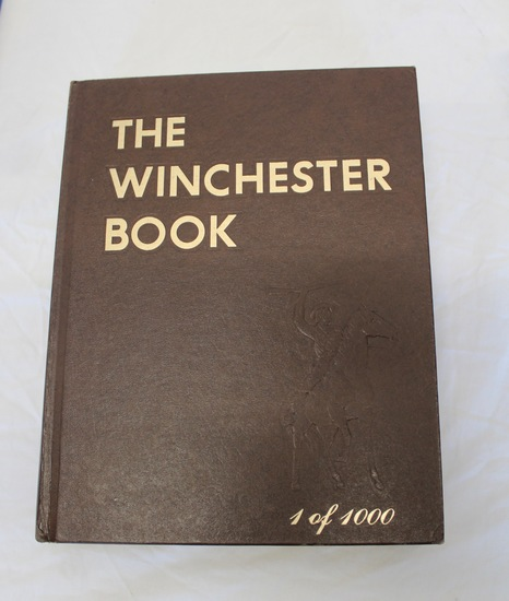 The Winchester Book By George Madis - 1 Of 1000 Signed By Author