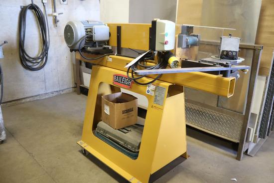 Baileigh Industries Abrasive Sander
