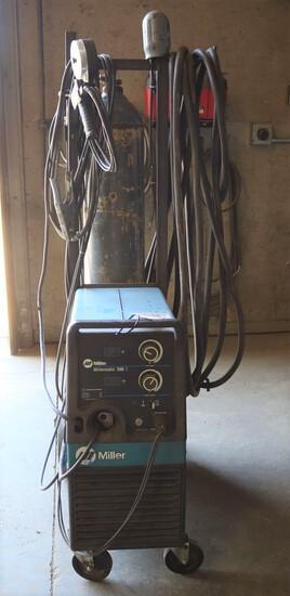 Millermatic 250 Wire Welder