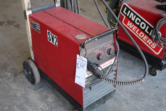 Lincoln WireMatic 255 Wire Welder