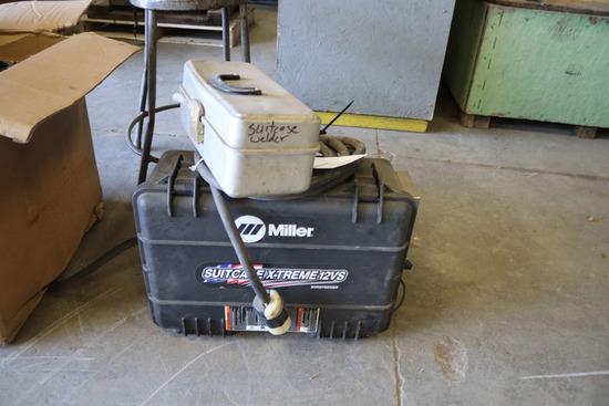 Miller Suitcase Xtreme Welder