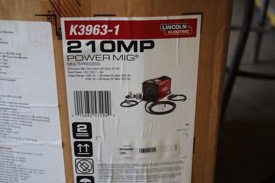 Lincoln 210 MP Power Mig Welder