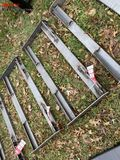 QUICK ATTACH MOUNTING FRAME FOR SKID STEER