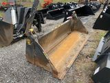 CONSTRUCTION ATTACHMENT, 4-IN-1 SKID STEER BUCKET, 82''