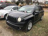 2007 JEEP COMPASS 4-DOOR SUV, 2.4LGAS ENGINE, AUTO TRANS, 4X4, CLOTH, PW, PL, PM, AM/FM-CD, SKID CON