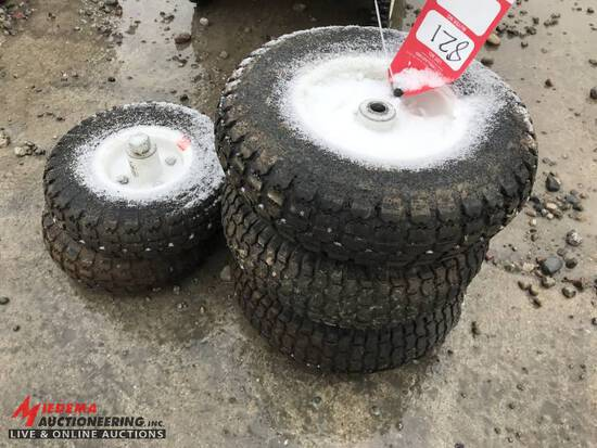 SMALL TIRES [5]
