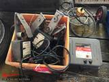 ZAREBA A20ML 20-MILE ELECTRIC FENCE CONTROLLER [1], WATER WARMER [1], CONTROL TECH POWER DROP TIME D