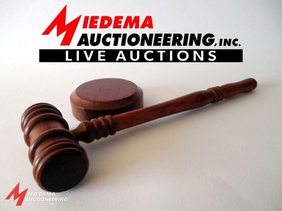 Auction Announcements!