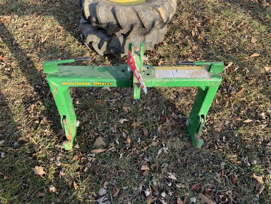 JOHN DEERE QUICK HITCH FOR COMPACT TRACTOR