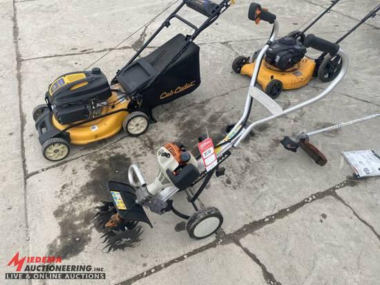 STIHL MM55 GAS POWERED CULTIVATOR