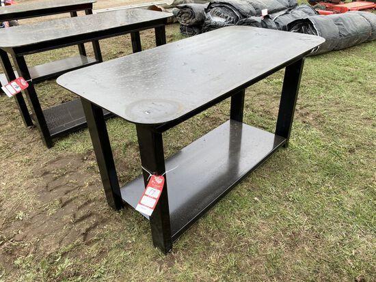 WELDING TABLE, 30'' X 57''