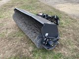 PALADIN SWEEPSTER, SKIDSTEER QUICK ATTACH, 96'', POWER ANGLE