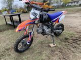 2020 XINGYUE RFZ DIRT BIKE, RUNS BUT WAS TIPPED OVER, KEY IS BROKE AND CLUTCH HANDLE IS BROKEN, VIN: