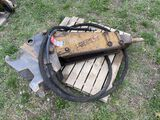 INDECO MES 351 HAMMER ATTACHMENT, CAME OFF JOHN DEERE, WORKING CONDITION UNKNOWN